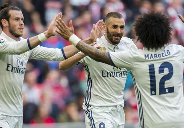 Mais perto do Nirvana! Real Madrid mostrou espírito de equipe e 'cara' de campeão contra o Bilbao