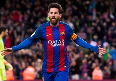'Messi could've played for Madrid'