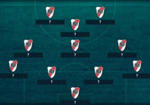 Argentiniens Top-Klub River Plate hatte in den letzten Jahren viele großen Namen in seinen Reihen. Hätte der argentinische Traditionsverein seine Stars nicht verkaufen müssen, könnte er heute auf eine ziemlich schlagfertige Truppe bauen.