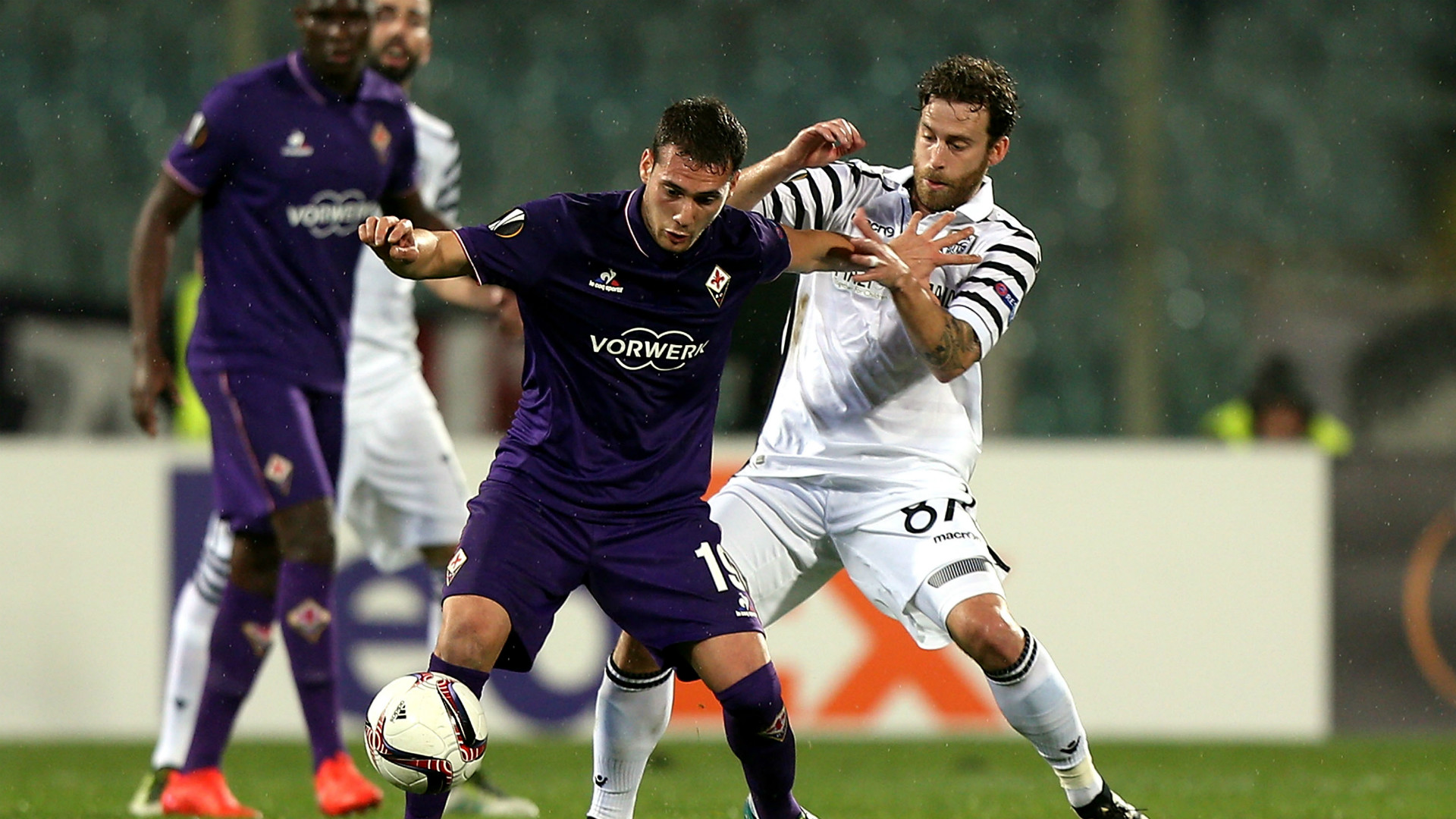 Highlights Fiorentina-Paok Salonicco 2-3, video gol Europa League 24 Novembre 2016