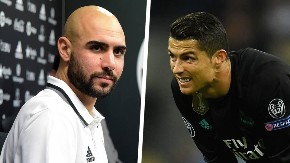 Simone Zaza Cristiano Ronaldo Split