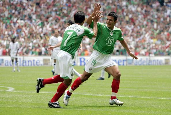 Jaime Lozano Mexico Eliminatoria CONCACAF 2005 Estados Unidos