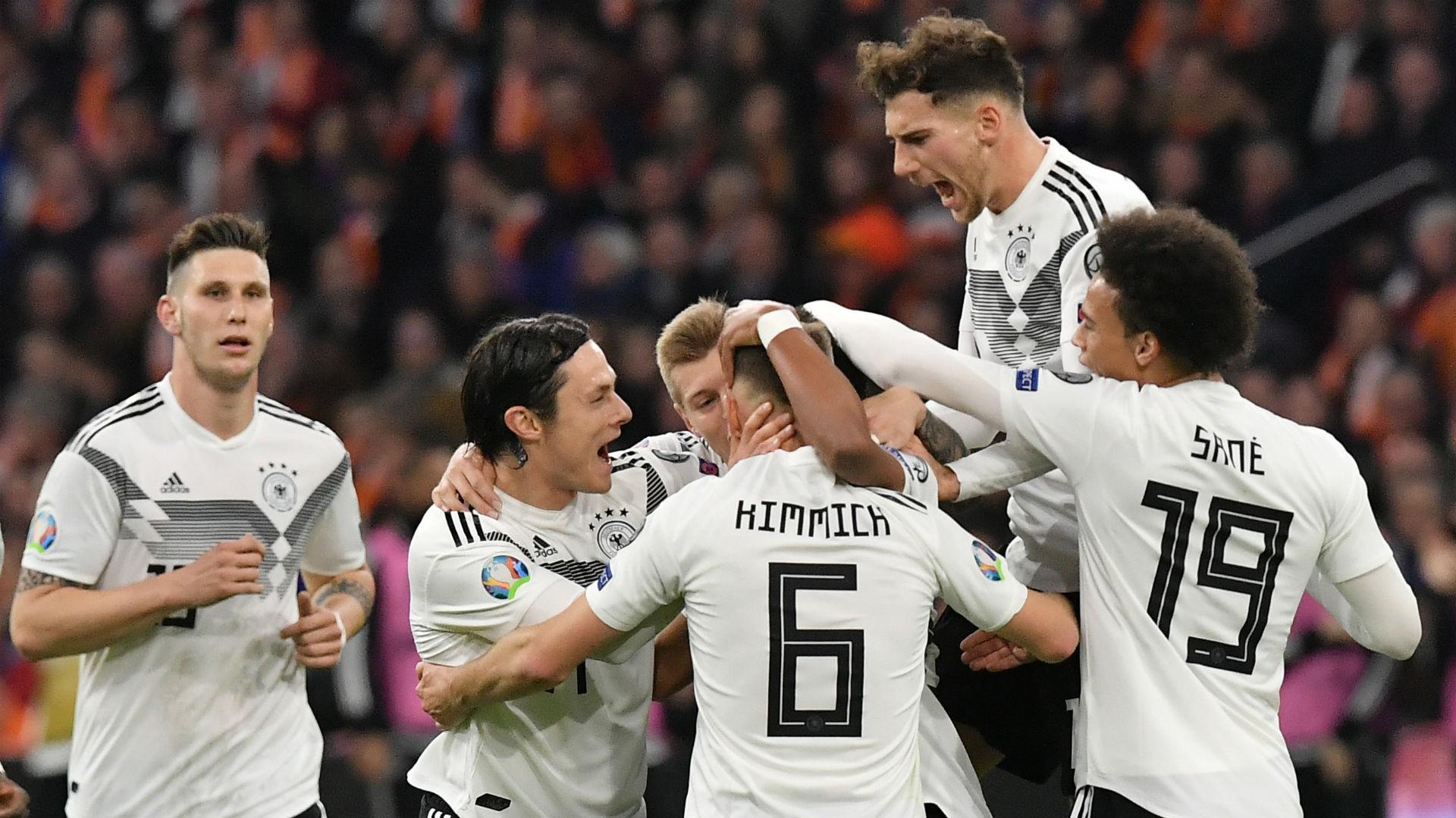 Qualifications Euro 2020 - La liste de l'Allemagne avec Kehrer, sans Toni Kroos et Marc-André ter Stegen