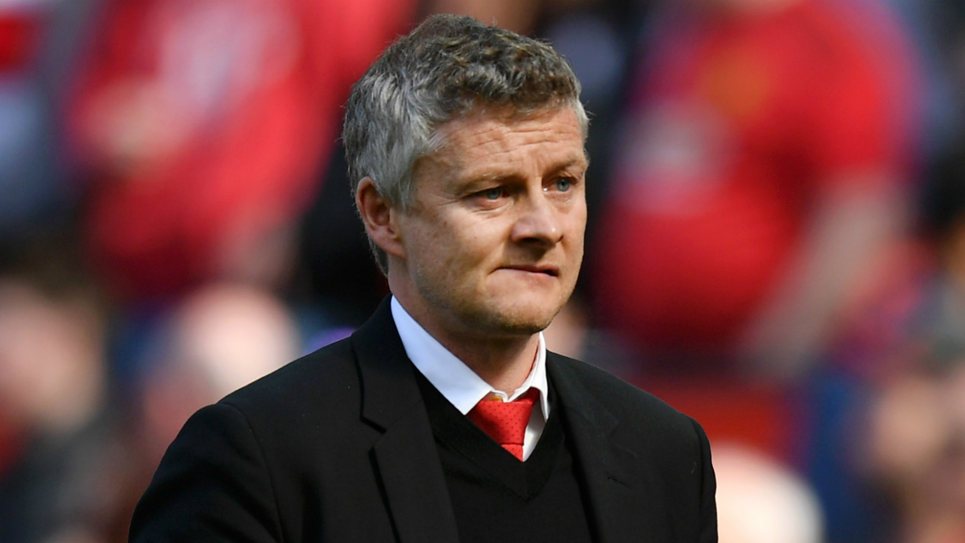 Solskjaer: Man Utd will have 'no excuses' for another bad season