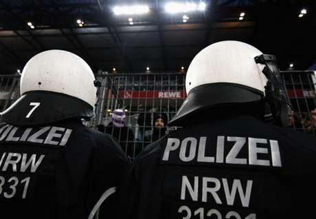 Nach Fahnenklau: DFB ermittelt gegen Köln