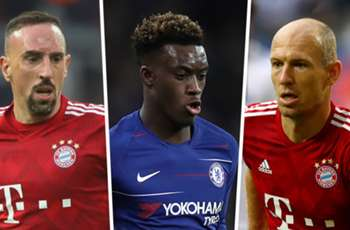 The new Robben or Ribery? How Bayern could line up with Hudson-Odoi