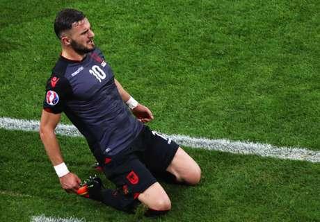 EURO 2016: Albania ganó y sueña