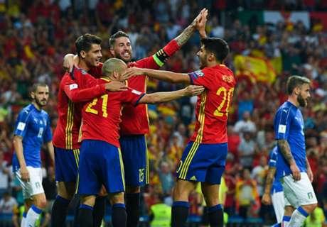 El Wanda Metropolitano podría albergar un España - Brasil