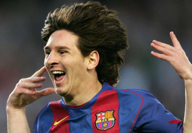 Rexach: I decided to sign Messi for Barcelona after five minutes!