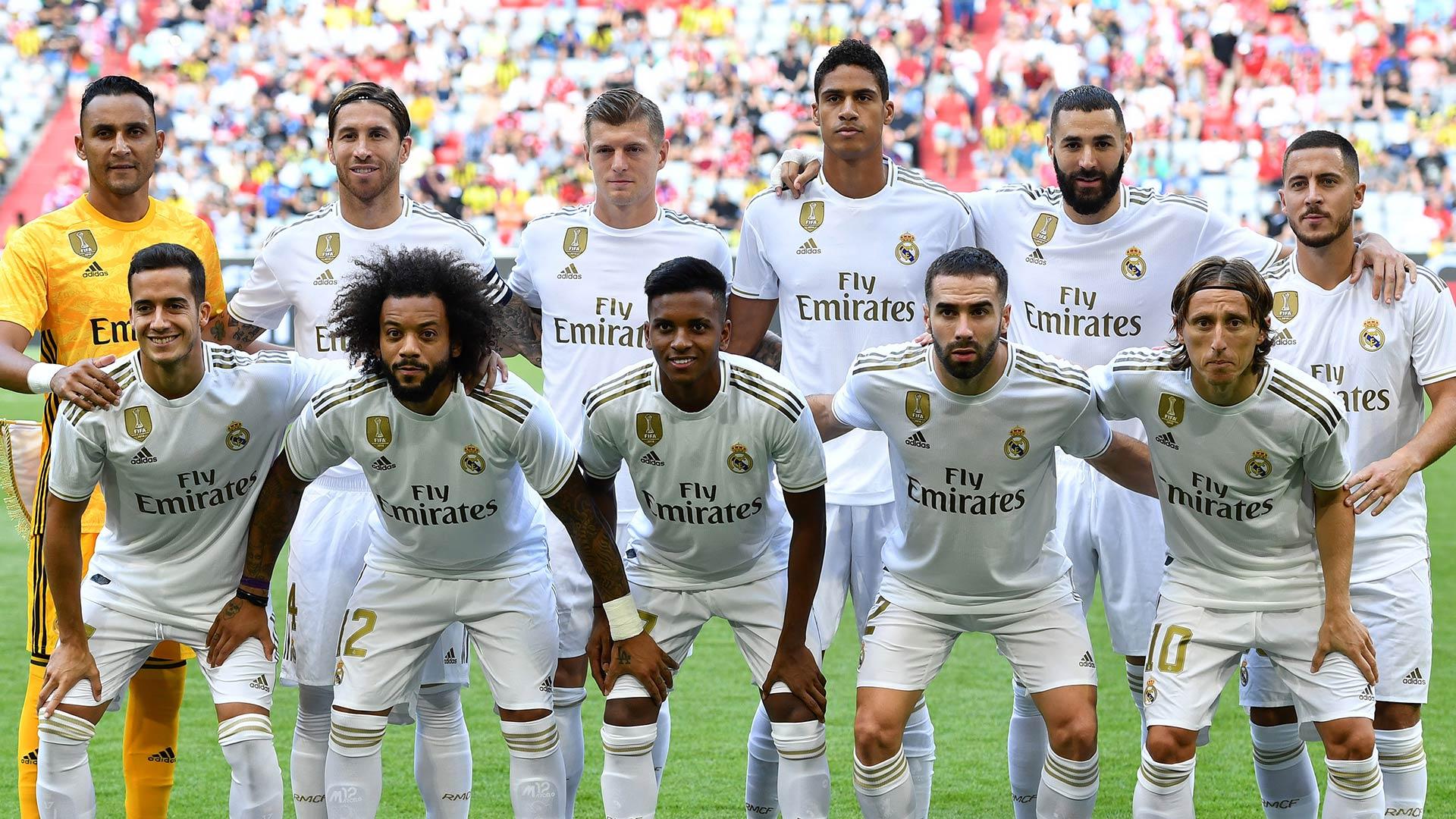 Liga - Le Real Madrid, pire équipe espagnole de la pré-saison