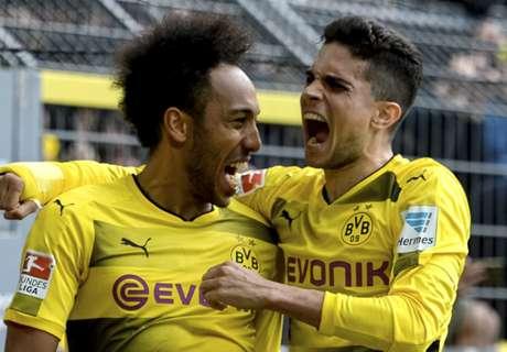 Betting: Frankfurt v Dortmund