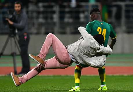 Chaos as Ivory Coast game abandoned