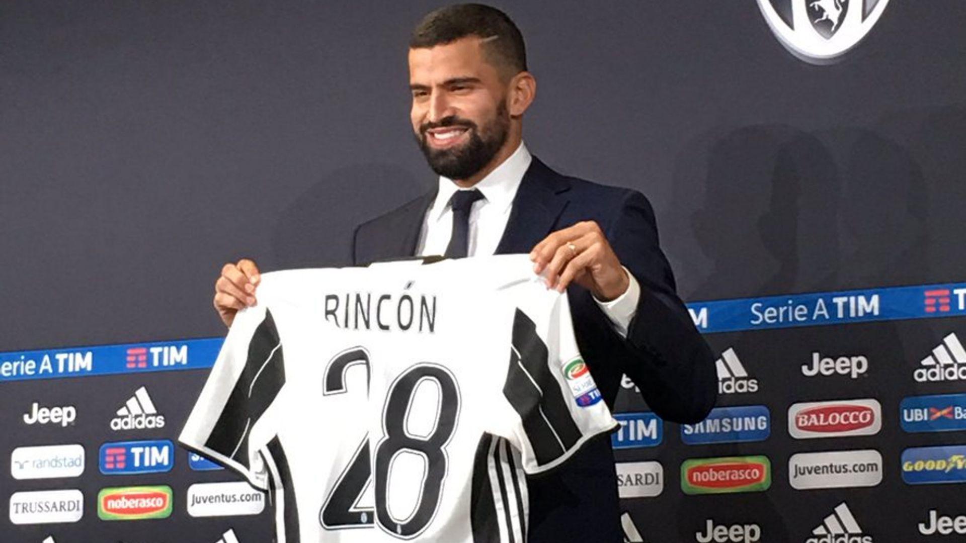 Juventus FC, Rincon acquistato a titolo definitivo
