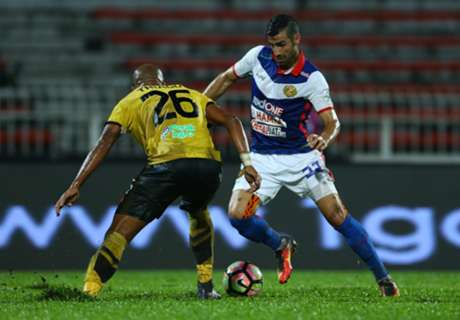 Ela: JDT are a complete squad now