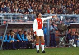 JOHAN CRUYFF (JOGADOR)| Ajax em 1971, 1972 e 1973