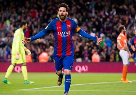 Barça rehavete KAPILMADI