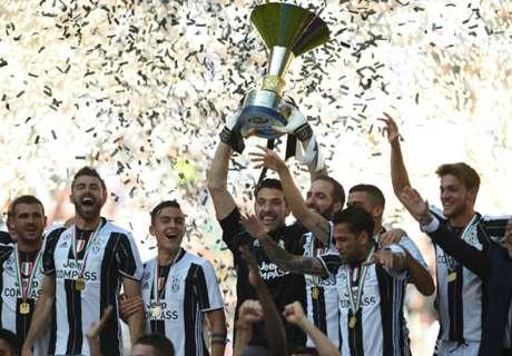 6 anni di dominio Juve: + 94 sul Napoli