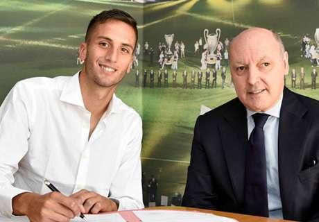 Bentancur es nuevo jugador de la Juve