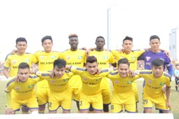 SLNA FC