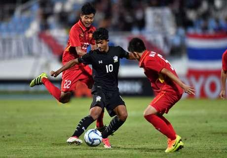 3 สมัยเท่ากัน! เวียดนามแม่นโทษดับไทย 4-2 (0-0) ซิวแชมป์อาเซียน U15