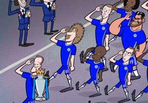 Chelsea ist englischer Meister! Das Team von Antonio Conte marschierte dabei souverän Richtung Titel.