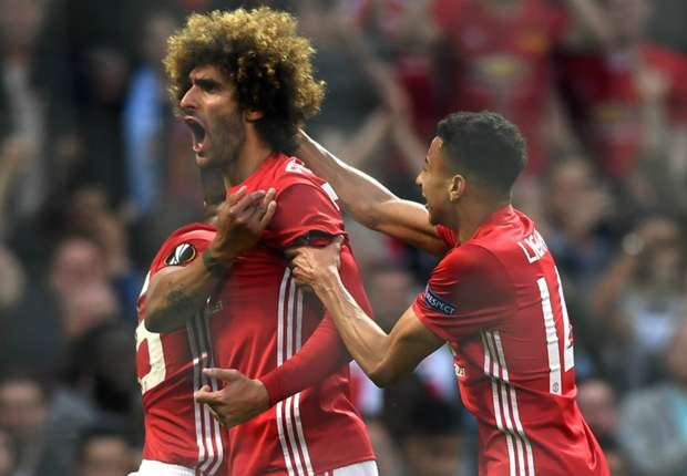 Manchester United-Celta Vigo (1-1), les Red Devils en finale d'Europa League