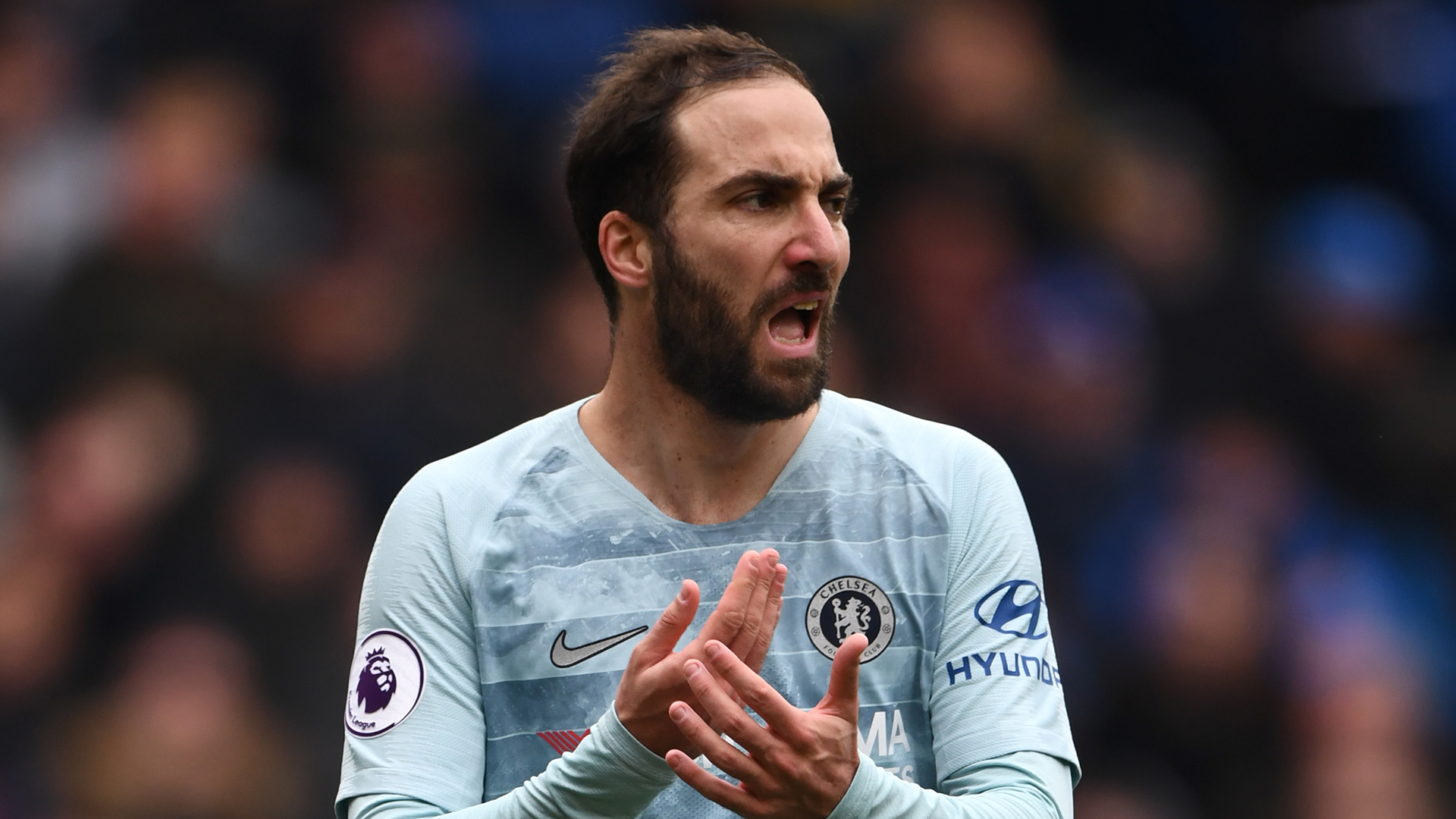 Chelsea need a new No.9 to replace Higuain, says Hasselbaink