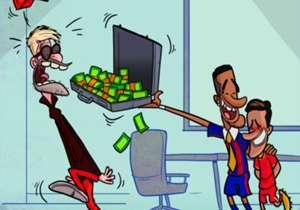 Neymar vuole Coutinho a tutti i costi al Barcellona: i soldi li mette lui!