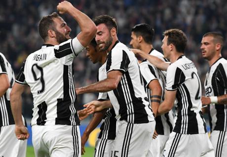 Juve-Chievo 2-0, résumé de match
