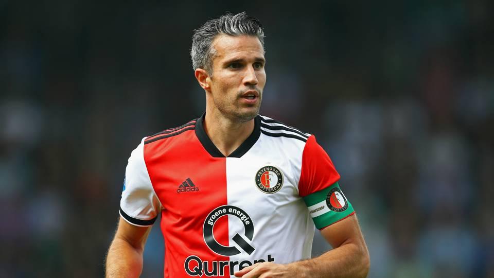Robin van Persie Feyenoord