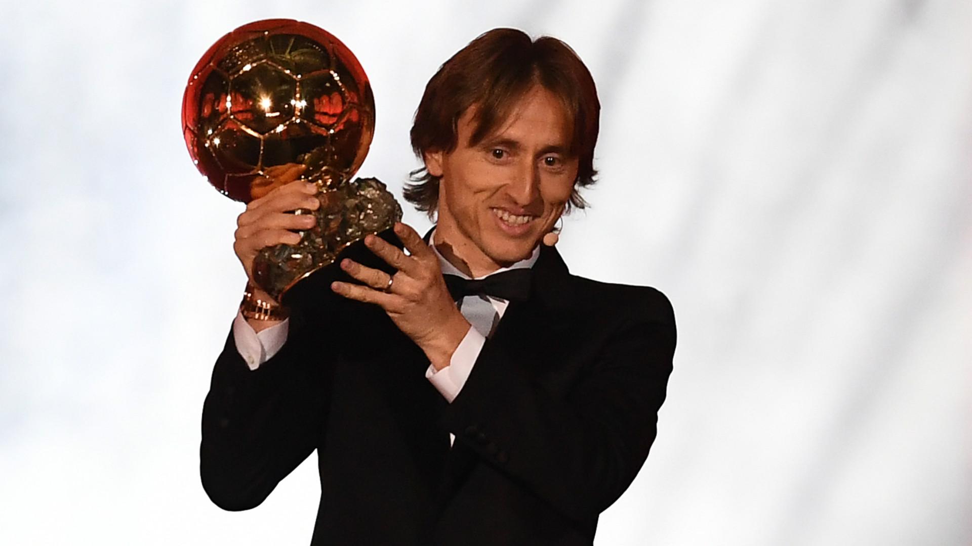 """Luka Modric revient sur sa victoire au Ballon d'Or 2018 : """"J'ai commencé à pleurer"""""""