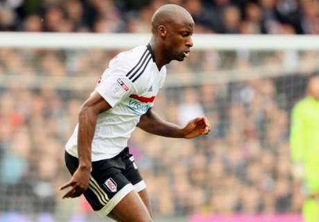 Aluko: Fulham will be back next season