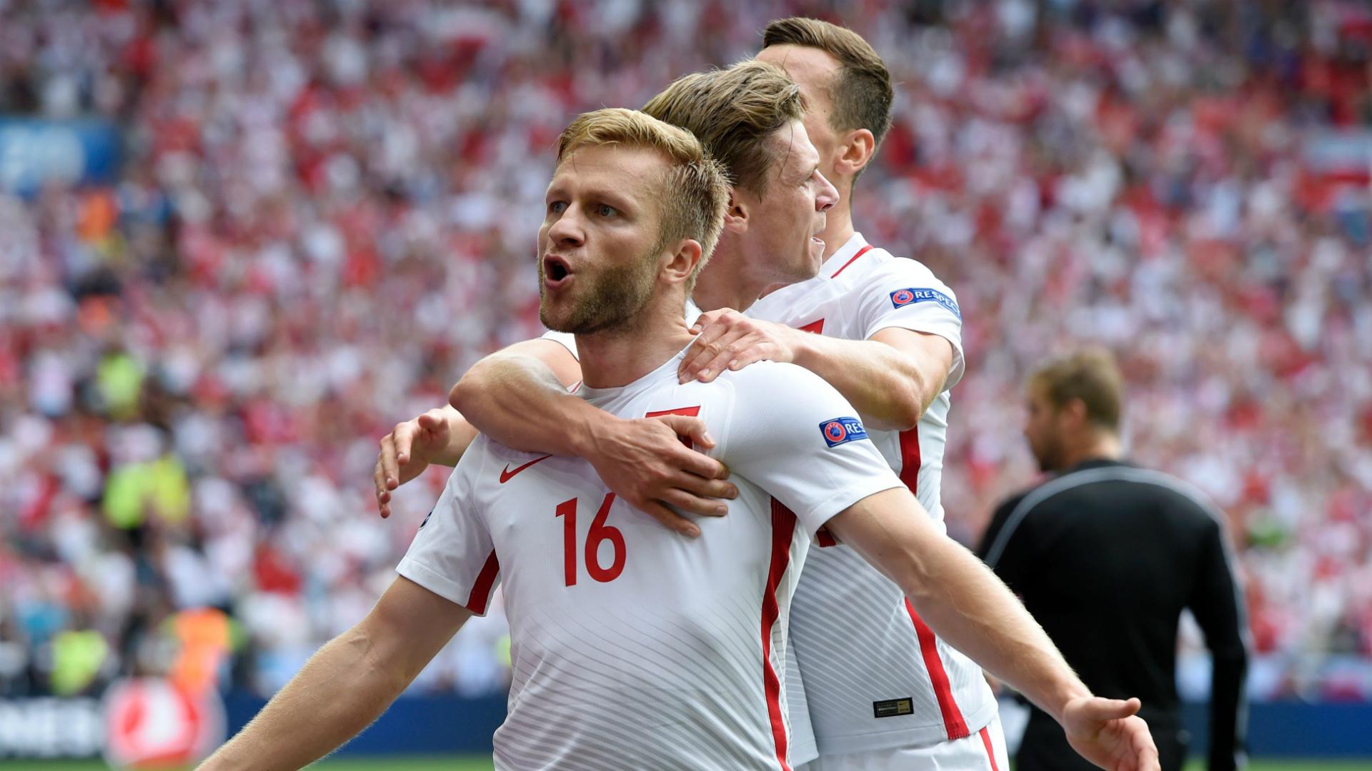 Euro 2016: Shaqiri unhappy with Poland celebrations