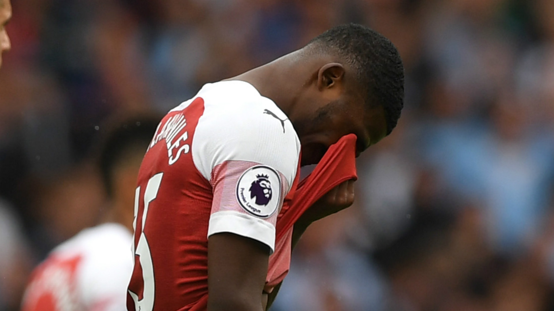 Ainsley Maitland-Niles ruled out for six to eight weeks