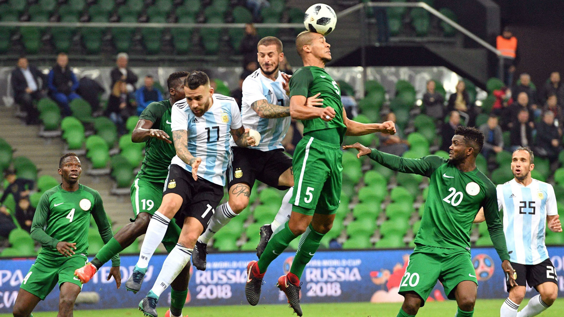 Nigeria Match The Most Difficult For Croatia Slaven