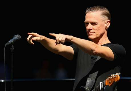 Hannover visit Bryan Adams gig