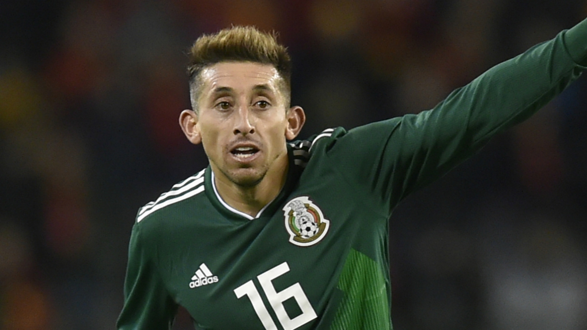 Hector Herrera out for Mexico friendlies vs. Iceland, Croatia   Soccer   Sporting News