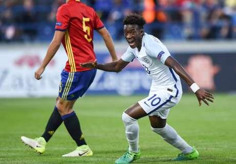 España, un campeón heroico