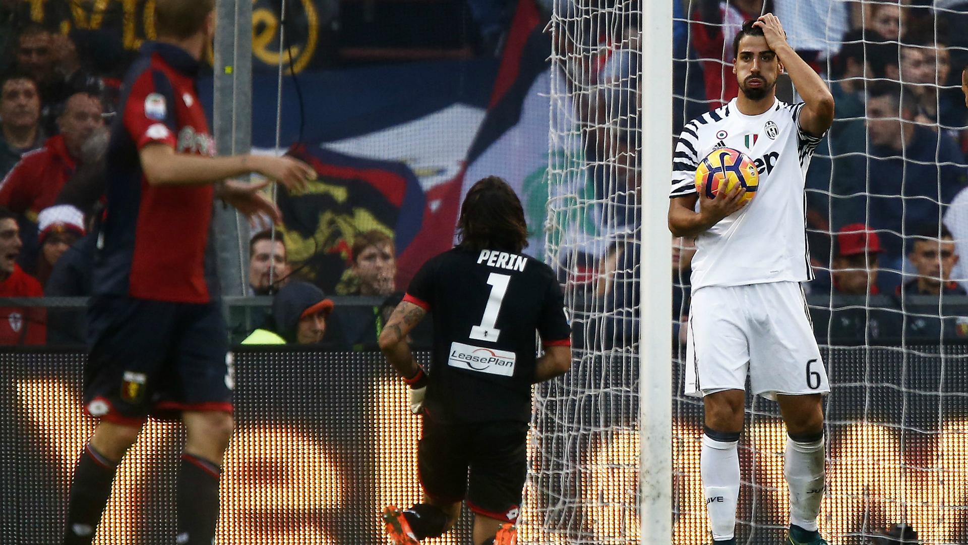 Khedira striglia la Juventus: