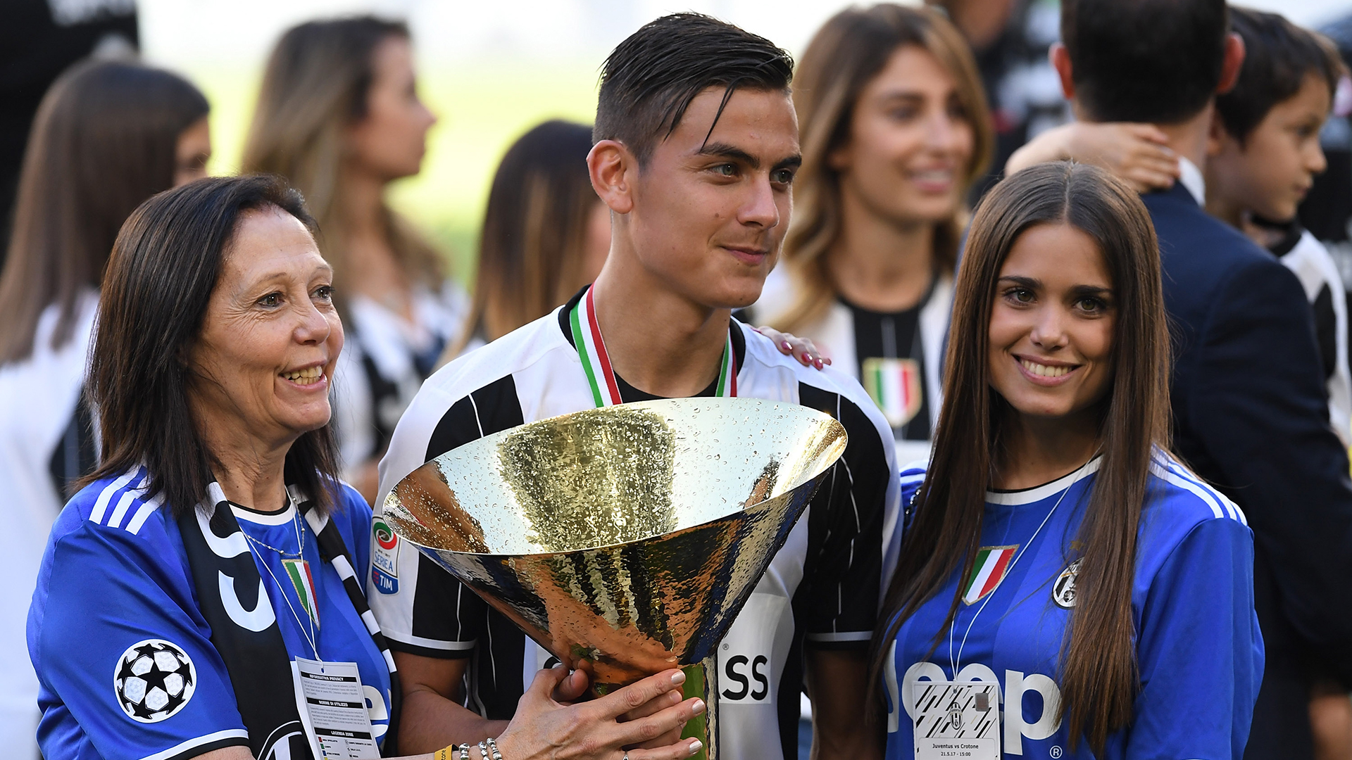 Paulo Dybala Juventus Serie A title