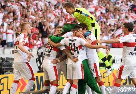 2. Liga: VfB ist Meister - 1860 zittert