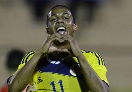 Lucumi dreaming of Man Utd move