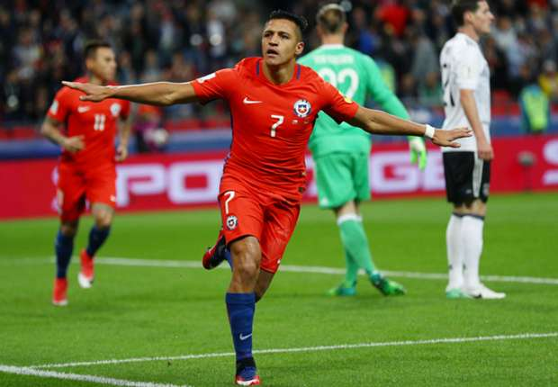 'Spectacular' Alexis Sanchez would improve 'best in the world' Bayern, says Vidal