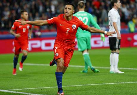 Alexis smashes Chile record