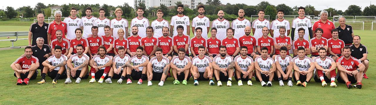 River Plate Plantel 201718