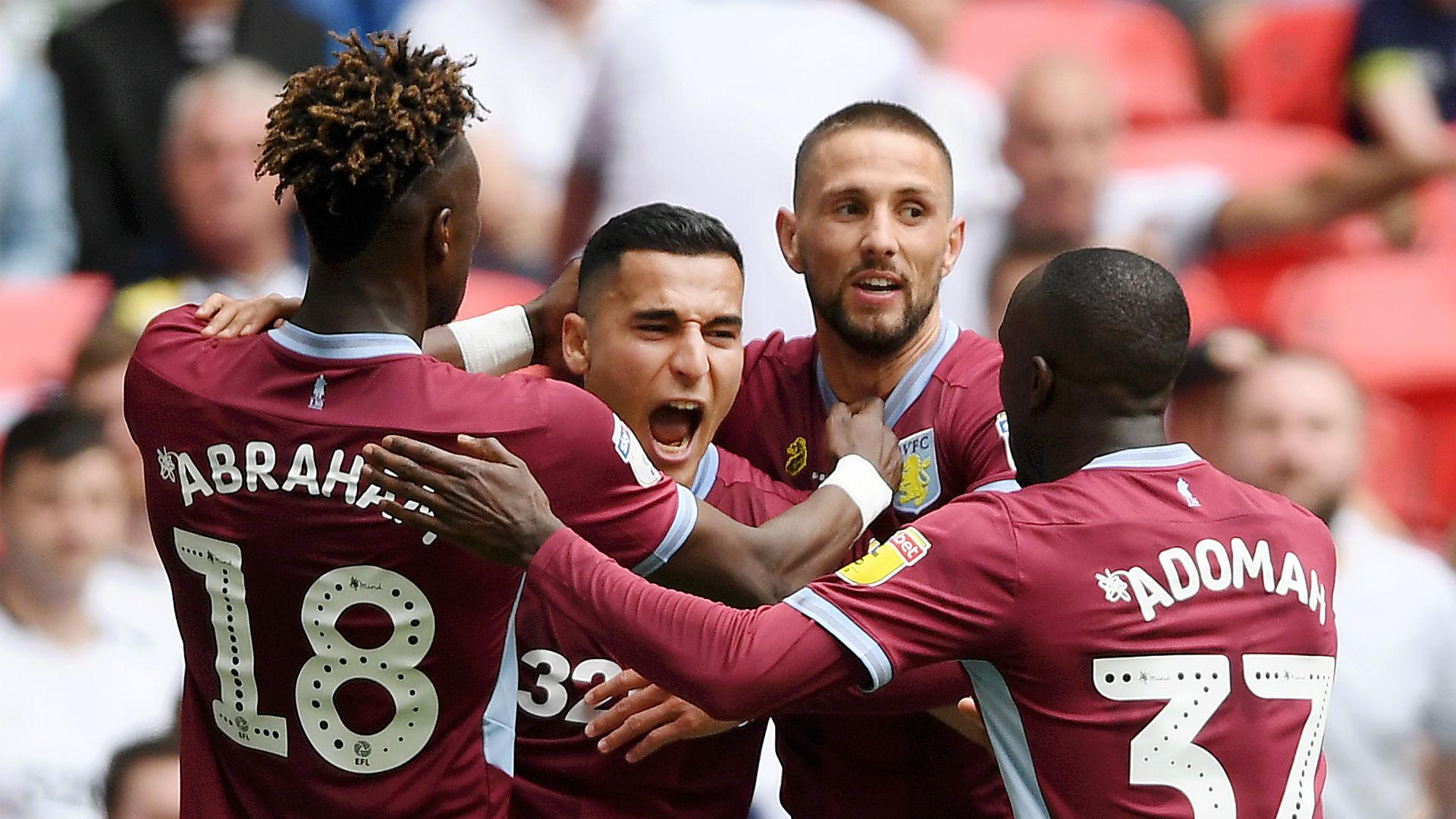 Aston Villa - Derby County (2-1) : Aston Villa promu en Premier League