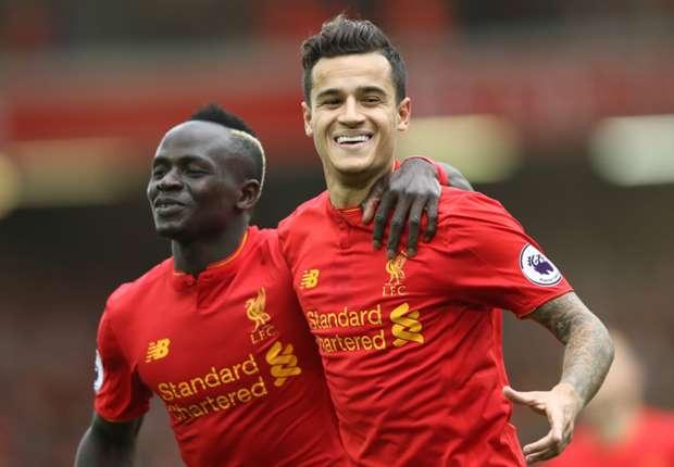 Liverpool 2-0 Tottenham: Mane's quickfire double downs Spurs