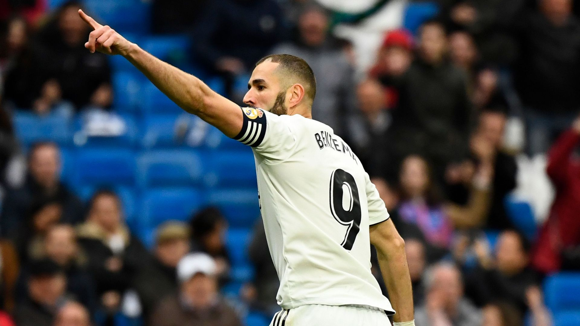 'Benzema is the best No.9 in the world' - Gignac