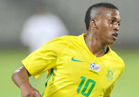 Luther Singh to start for SA