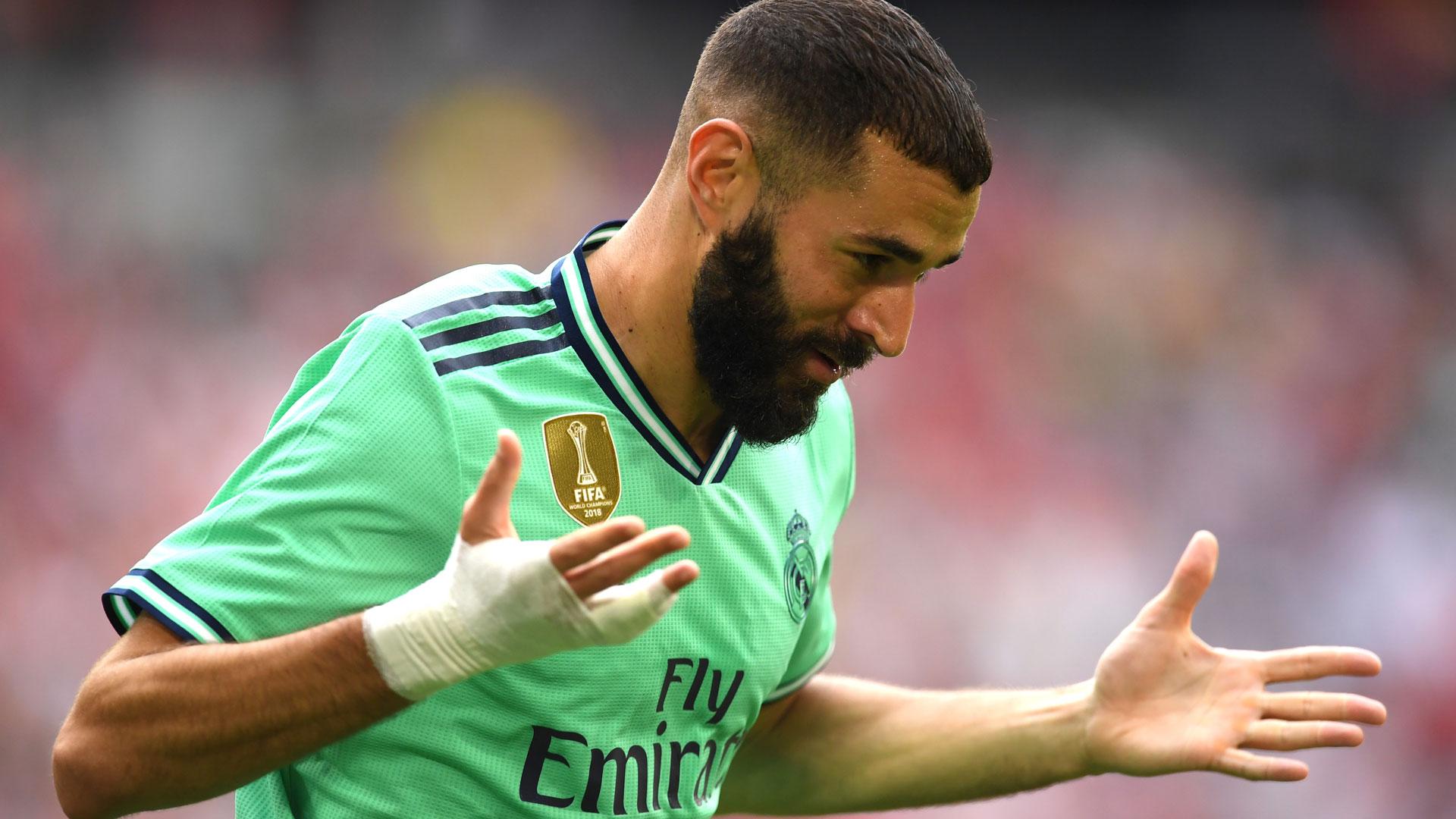 "VIDEO - Real Madrid, Karim Benzema : ""L'an dernier, c'est du passé"""